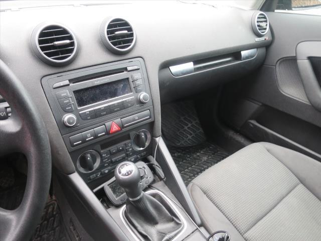 AUDI A3 2003-2008 (TYPE II, FASE 1) delebil , Motorkode: BSE