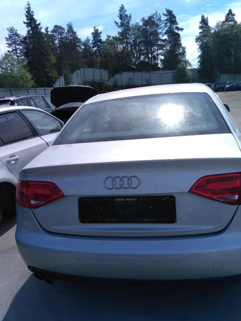 Audi A4 2007-2014 (B8, Type IV) delebil , Motorkode: CDHB, Girkassekode: LKS