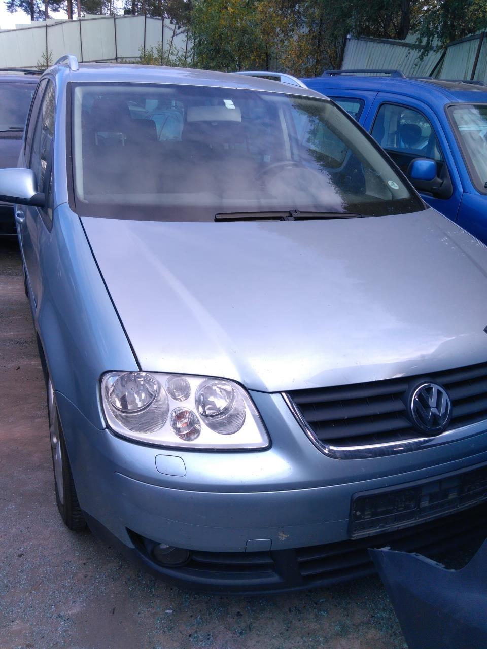 VW Touran 2003-2006 (Type I, Fase 1) delebil