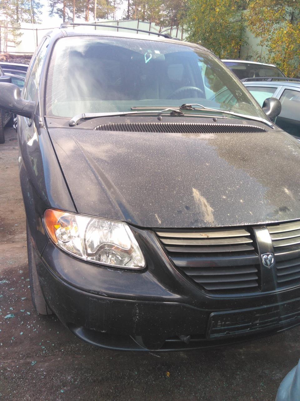 Dodge Caravan 2001-2007 delebil , Motorkode: EGA, Girkassekode: DGL