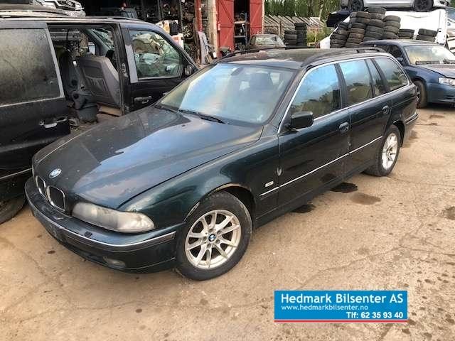BMW 5-Serie, 1996-2003 (E39) (E39) delebil