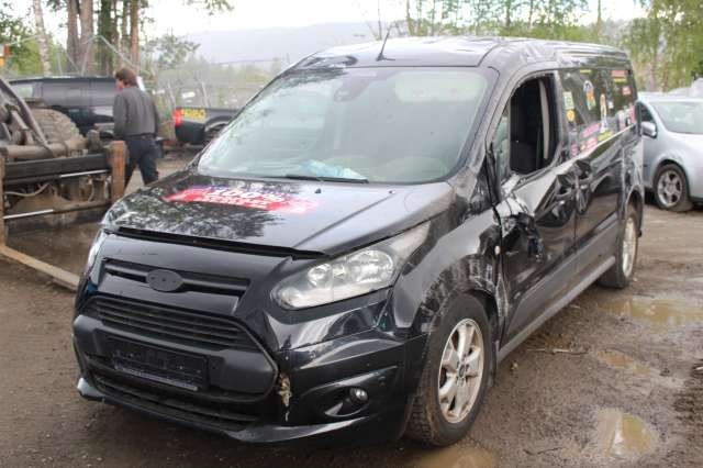 FORD TRANSIT CONNECT, 2013-2018 TYPE II, FASE 1  delebil