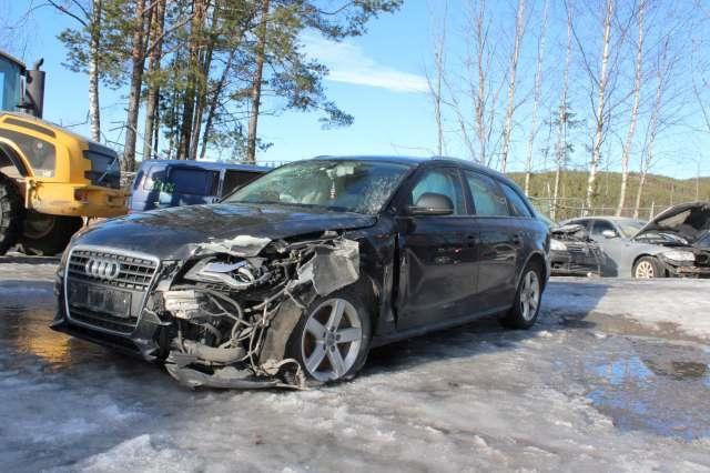 Audi A4, 2007-2014 (B8, Type IV) (B8) delebil