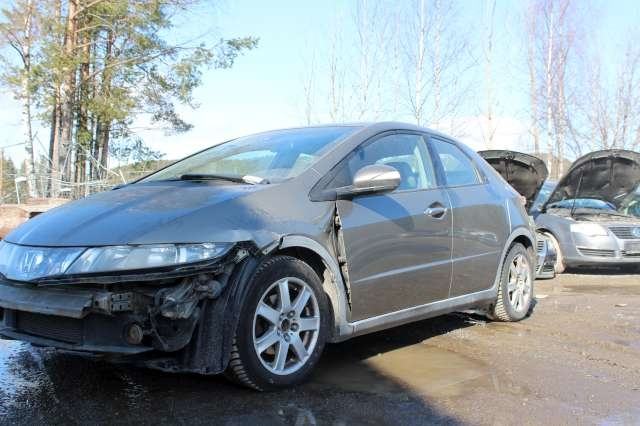 HONDA CIVIC, 2006-2011 (TYPE VIII)   delebil