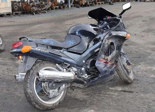 Motorsykkel Kawasaki Zz
