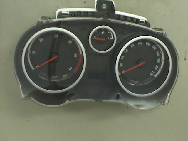 Instrument cluster Opel Corsa D 2006 2014 P0013264267