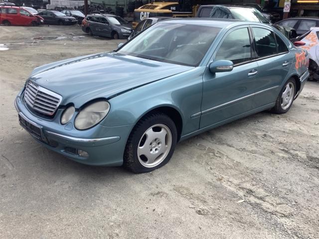 Mercedes E-Klasse, 2002-2006 (W211, Fase 1) (W211) delebil , Motorkode: OM646.961