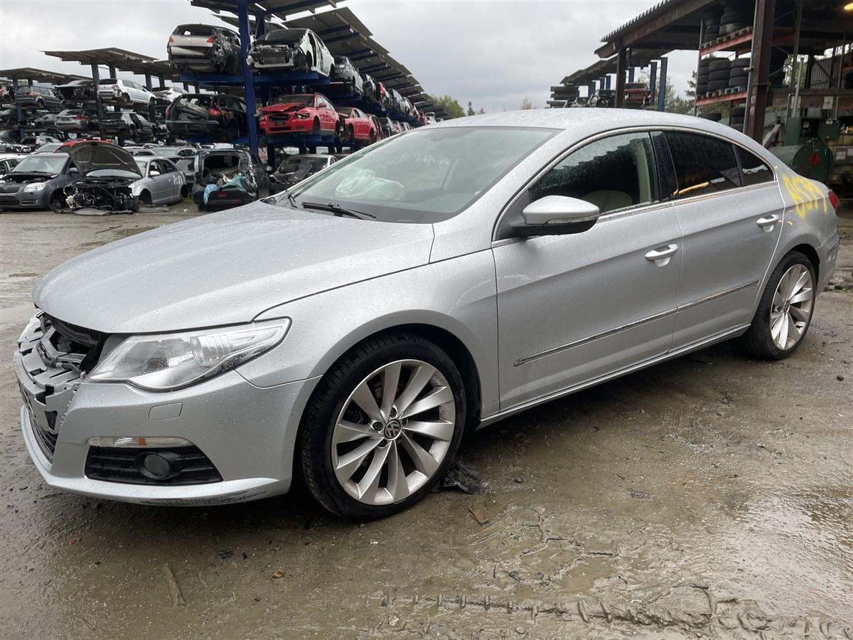 VW CC, 2008-2012 (PASSAT CC) (PASSAT CC) delebil , Motorkode: CBAB