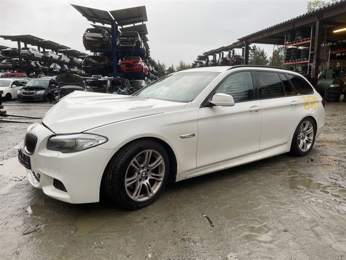 BMW 5-Serie, 2010-2017 (F10/F11) (F10/F11) delebil , Motorkode: N47-D20C
