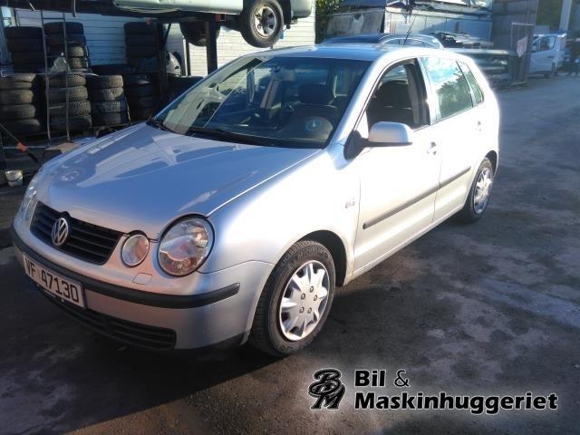 VW POLO 2002-2005 (TYPE IV, FASE 1) delebil , Motorkode: AZQ