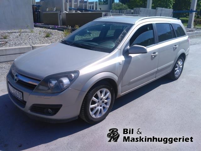 Opel Astra H 2004-2009 delebil , Motorkode: Z13DTH, Girkassekode: MZ7