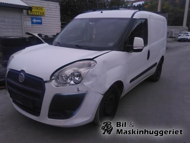 Fiat Doblo 2010->> (Type II) delebil , Motorkode: 263A2000