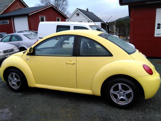 VW BEETLE, 1998-2010 (TYPE I)  delebil , Motorkode: ALH
