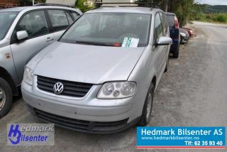 VW Touran, 2003-2006 (Type I, Fase 1)   delebil