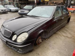 Mercedes E-Klasse, 2002-2006 (W211, Fase 1) (W211) delebil , Motorkode: OM647.961